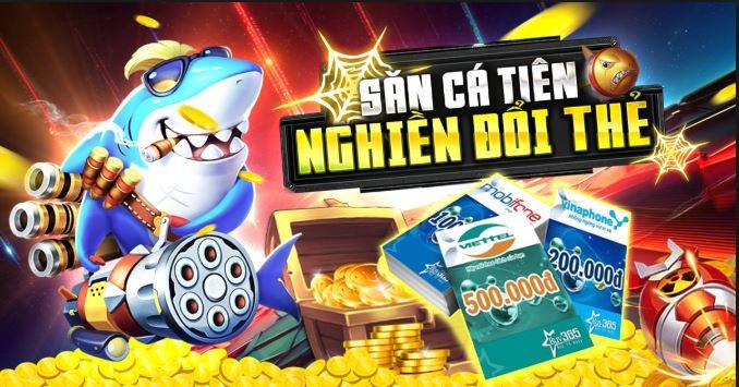 """Tải Game bắn cá ăn tiền """"SĂN CÁ TIÊN"""" 2019 trên iOS & Android"""