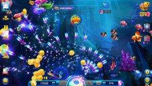 game bắn cá online hấp dẫn fishing joy 2