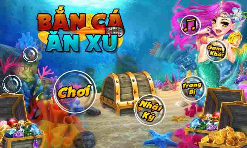 ban ca 3d online doi thuong