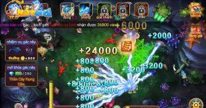 Vô vàng tính năng trong game máy bắn cá offline cùng với bản hack bắn cá ăn xu