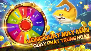 Loại hình game bắn cá săn thưởng vô vàng khuyến mãi hấp dẫn