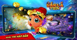 Game Bắn Cá Tiên 3D Online - Tựa Game giải trí hấp dẫn 2019