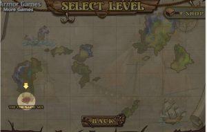 Bản đồ chiến đấu bắn cá 7k7k Online miễn phí