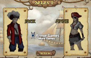 2 nhân vật khởi đầu của 7k7k bắn cá Online