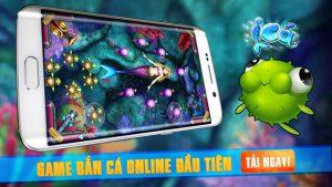 Game Bắn Cá Online đầu tiên tại Việt Nam - tựa Game hấp dẫn mang tên iCá Onine 2019