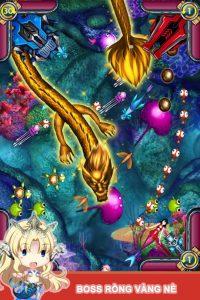 Ngoài ra, săn rồng vàng là một trong những BOSS khủng của trò chơi bắn cá Online iCá