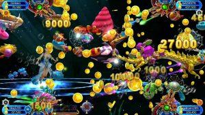 Nhiều chế độ trong game trùm bắn cá 3d Online đổi thưởng