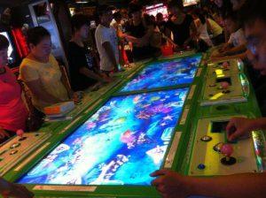 Trò chơi bắn cá ăn tiền từ việc đổi xu lấy tiền lúc mới nở rộ cho đến hiện nay