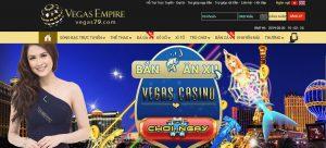 bắn cá đổi thưởng tại Vegas79