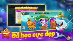 Game bắn cá Teen trực tuyến miễn phí với đồ họa khá là đẹp mắt nhiều màn săn cá hấp dẫn
