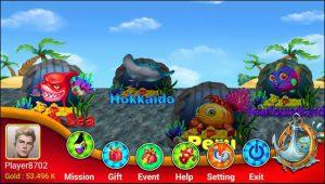 Trò chơi Fishing Hooking Daily đẹp mắt hấp dẫn từ hình ảnh đến tính năng