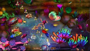 Nhiều tính năng thú vi đang chờ đón bạn khi tải Game bắn cá ăn xu Fishign Hooking Daily