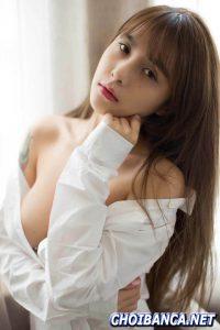 Ánh mắt biết nói của cô nàng Hot Girl Sexy Xia Mei Jiang